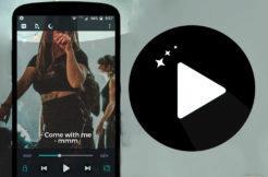 night video player android aplikace