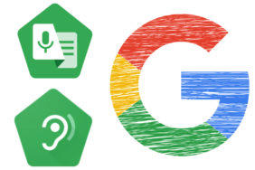 nove aplikace google play sluch