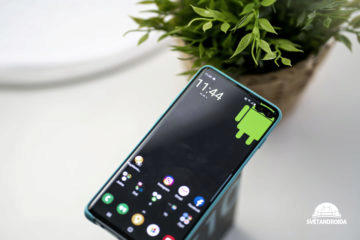 Samsung Galaxy S10 displej tapeta telefonu