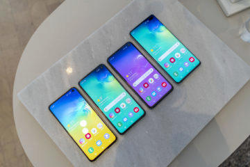 samsung galaxy s10 dynamic amoled displej