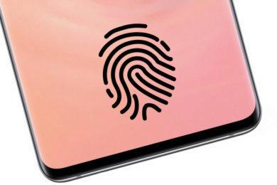 samsung galaxy s10 fingerprint 3d sonic sensor