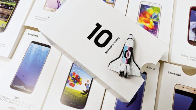 Samsung Galaxy S10 je za rohem - dostali jsme pozvánku