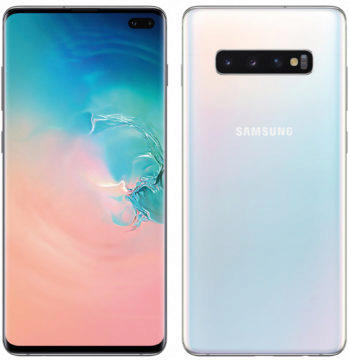 samsung galaxy s10 plus ceramic white design