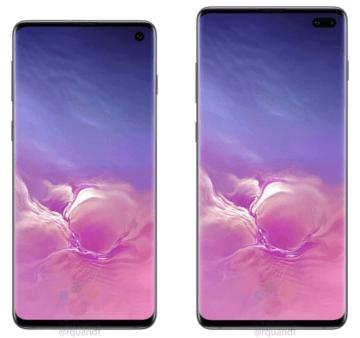 Samsung-Galaxy-S10-Plus-displej