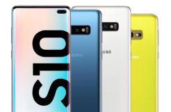 Samsung Galaxy S10 recenze telefon