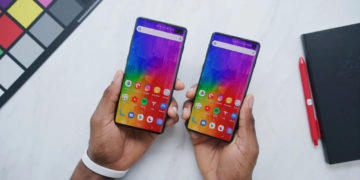Samsung galaxy S10 video