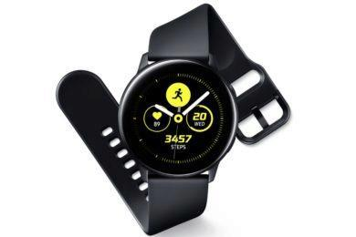 samsung galaxy watch active predstaveni