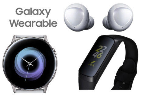 samsung galaxy wearable galaxy fit