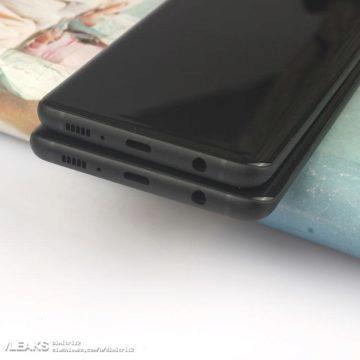 Samsung S10 spodni strana usb c reproduktor audio konektor