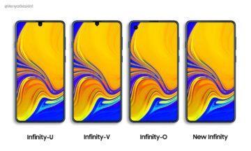 samsung vyrez prustrel infinity displej
