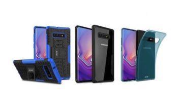 silicone cover Samsung galaxy S10
