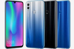 smartphone honor 10 lite