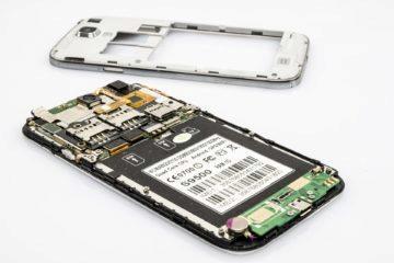 smartphone phone nejporuchovejsi soucastky