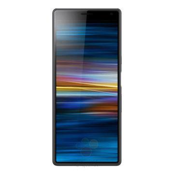 Sony-Xperia-XA3-displej
