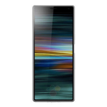 Sony-Xperia-XA3-protahly-displej
