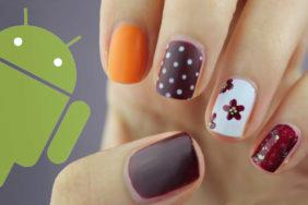 stylove nehty android krabicka aplikace