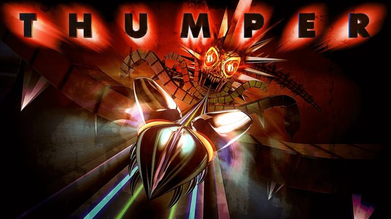 Thumper - Release Trailer (Switch/PS4/Steam/Xbox/Oculus/iOS/Android)