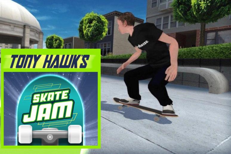 tony-hawks-skate-jam-android-ios-hra