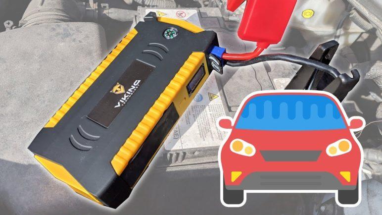 Viking Car Jump Starter Zulu 19 - startovací auto powerbanka