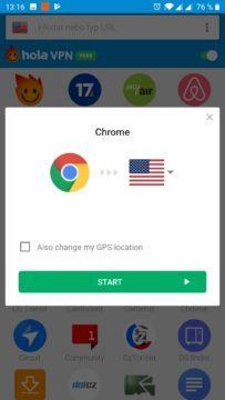 VPN zdarma a bez limitů
