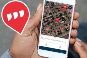 what3words navigace mapy android