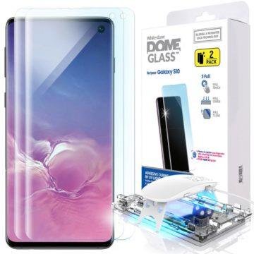 whitestone dome glass samsung galaxy s10