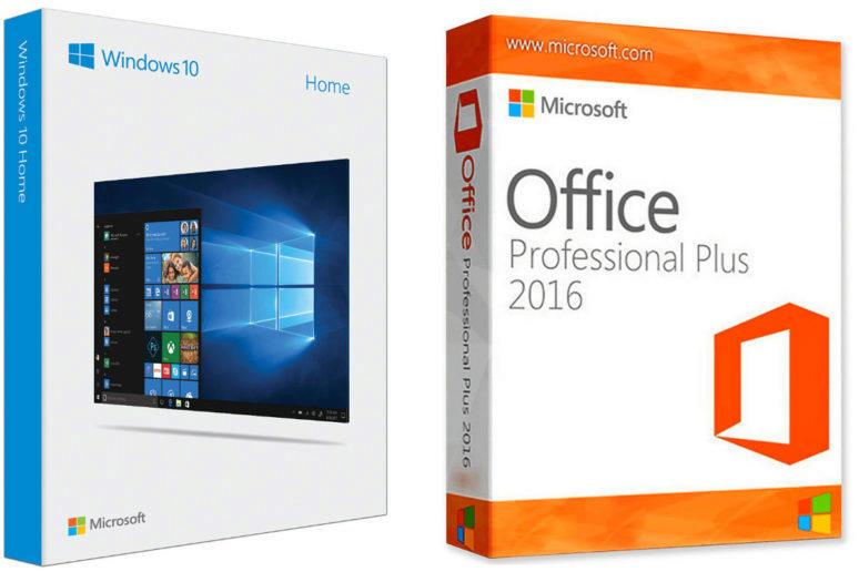 windows 10 pro office 2016 pro g2deal akce