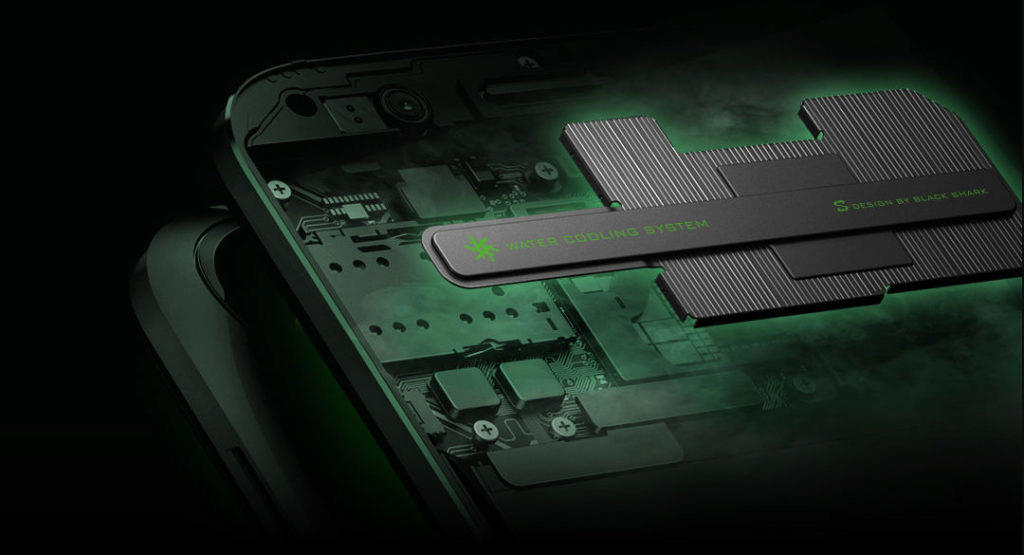 xiaomi black shark vykon