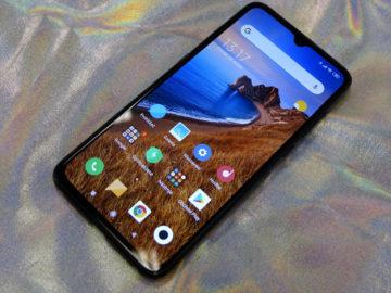 Xiaomi Mi 9 displej