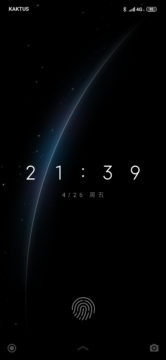 Xiaomi Mi 9 MIUI 10 zamčená obrazovka