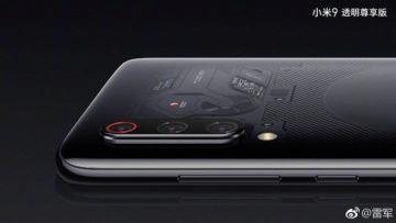 Xiaomi mi 9 specialni edice 12 gb ram