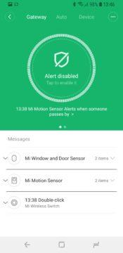 Xiaomi Mi Smart Sensor Set Mi Home gateway