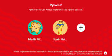 youtube kids profily