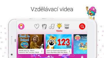 youtube kids vzdelavaci videa