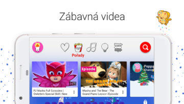 youtube kids zabavna videa