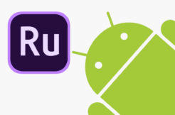 adobe premiere rush android aplikace