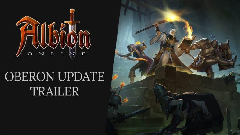Albion Online   Oberon Update Trailer
