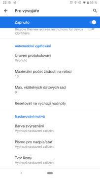 Android Q pro vyvojare