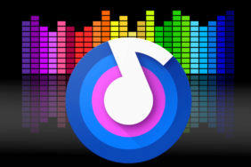 aplikace android omnia music player