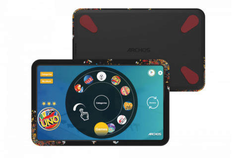 archos tablet deskove hry