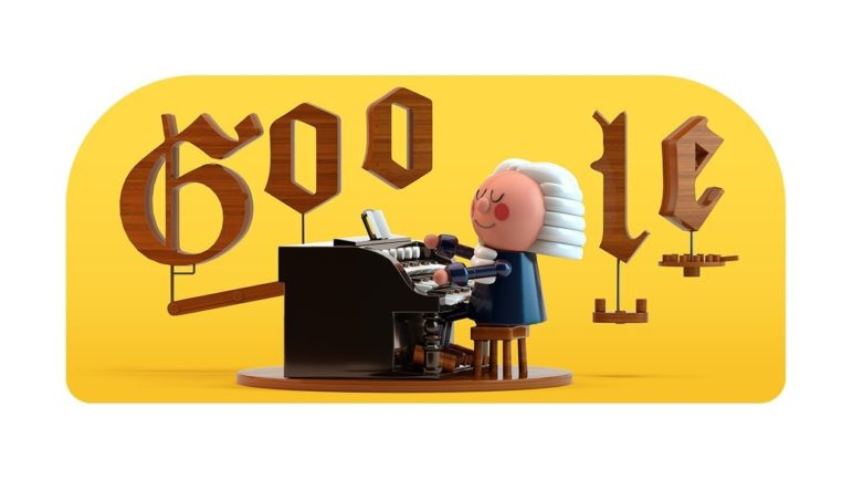 Behind the Doodle: Celebrating Johann Sebastian Bach