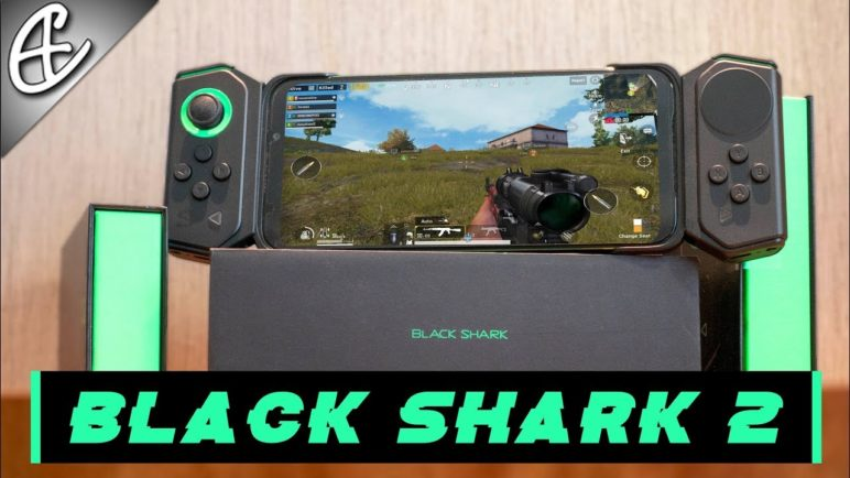 Black Shark 2 (SD 855 | Stock Android | 48 MP | Controllers) - Unboxing & Hands On Review!