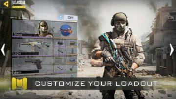 call of duty mobile zbrane