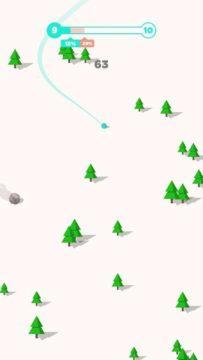 Chilly Snow - android hry, které vás chytnou za srdce 01