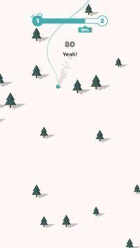 Chilly Snow - android hry, které vás chytnou za srdce 02