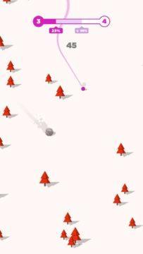 Chilly Snow - android hry, které vás chytnou za srdce 03