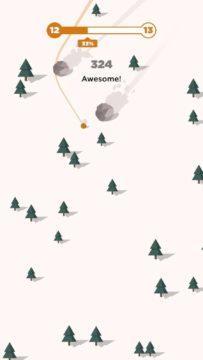 Chilly Snow - android hry, které vás chytnou za srdce 04