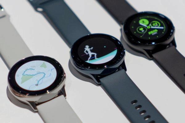 chytre hodinky samsung galaxy watch active