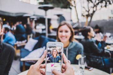 Chytré telefony dnes nahrazují fotoaparáty