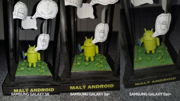 denni fototest Samsung galaxy s10 vs galaxy s9 vs s8 android postava